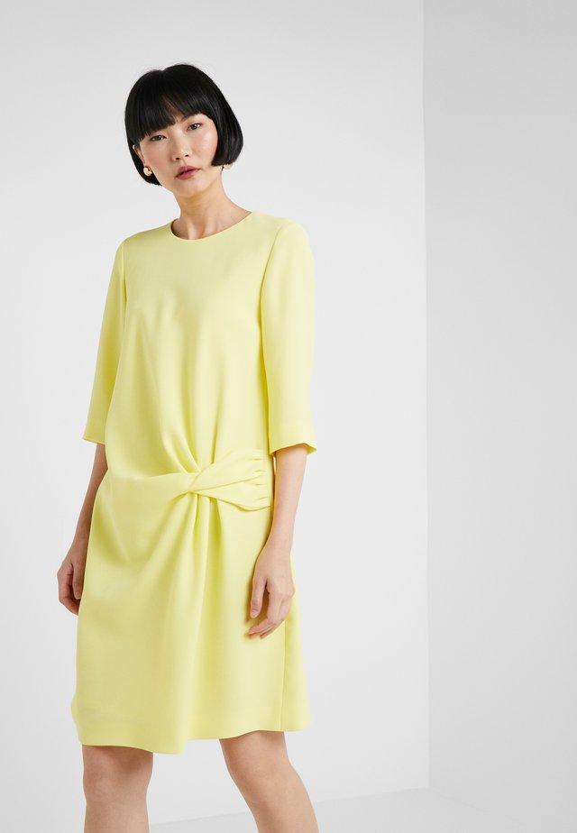 KELILE - Vestido informal - light/pastel yellow