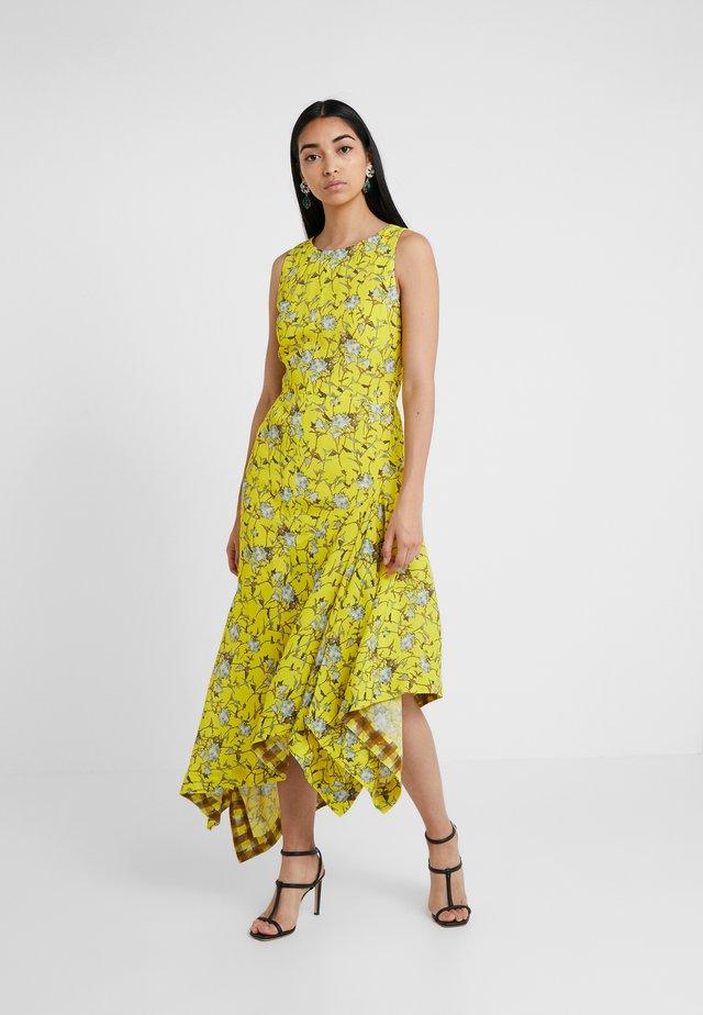 KILAMI - Vestido largo - multi-coloured/light yellow