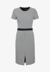 HUGO - KADIA - Pouzdrové šaty - natural - 5