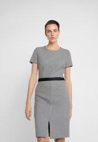 HUGO - KADIA - Pouzdrové šaty - natural - 3