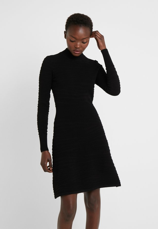 SUMEEYA - Jumper dress - black