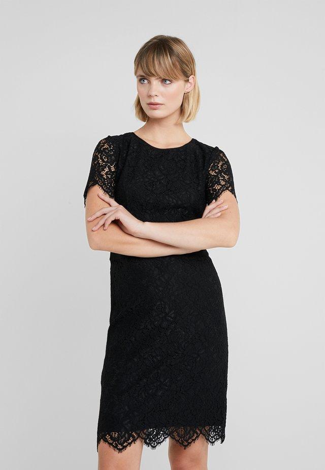 KLEAS - Vestido de tubo - black