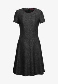 HUGO - KOVARIS - Robe de soirée - black - 5