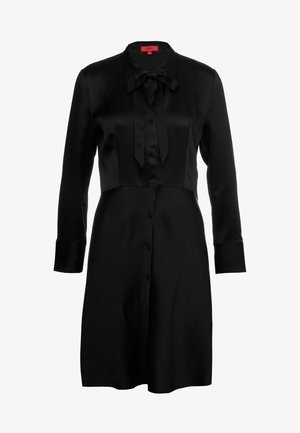 EMERA - Shirt dress - black