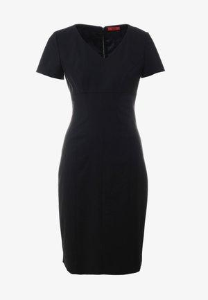 KUDERA - Pouzdrové šaty - black
