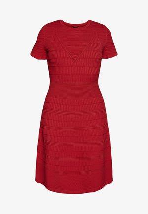 SATORINY - Jumper dress - open pink