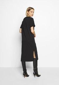 HUGO - NEYLETA - Vestido ligero - black - 2