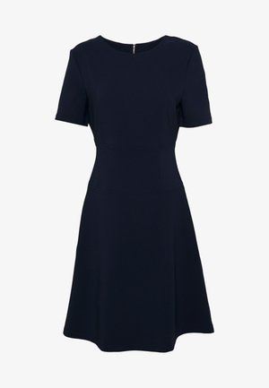 NAREI - Jerseykleid - open blue