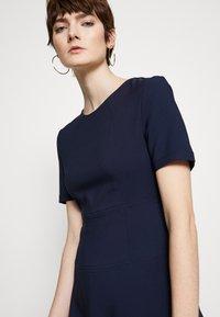 HUGO - NAREI - Jersey dress - open blue - 3