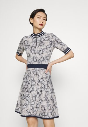 SEMELE - Jersey dress - open miscellaneous