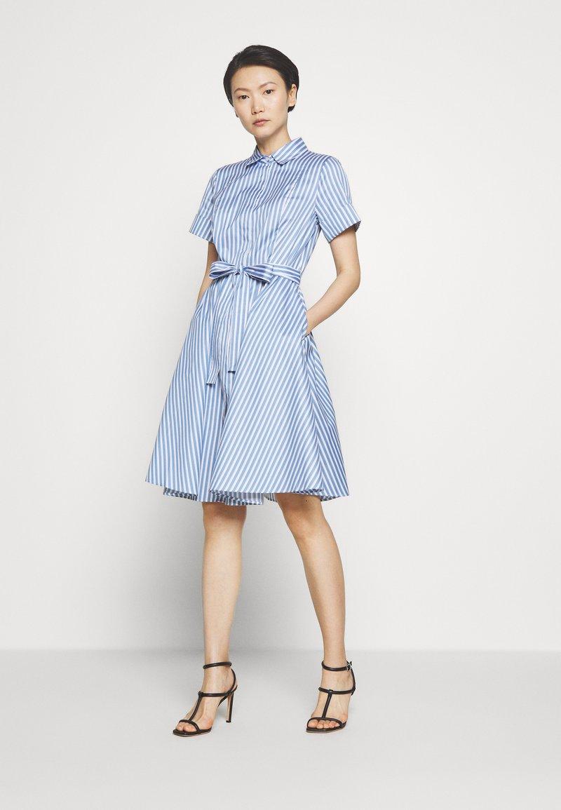 HUGO - EKALIANA - Denní šaty - light/pastel blue