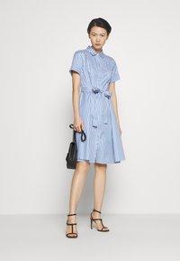HUGO - EKALIANA - Denní šaty - light/pastel blue - 2
