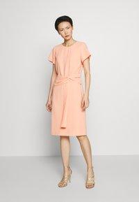 HUGO - KILONE - Vestito elegante - light/pastel orange - 1