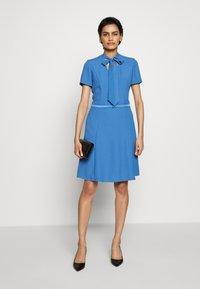 HUGO - KEVARI - Cocktail dress / Party dress - bright blue - 1