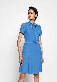 HUGO - KEVARI - Cocktail dress / Party dress - bright blue - 0