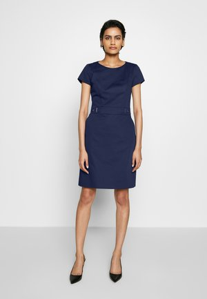 KELISI - Shift dress - open blue