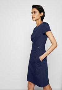 HUGO - KELISI - Shift dress - open blue - 3