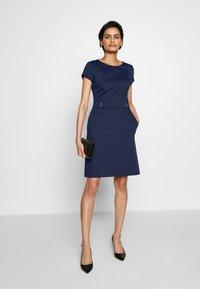 HUGO - KELISI - Shift dress - open blue - 1