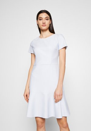 KARIA - Korte jurk - light/pastel blue