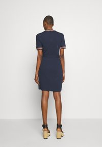 HUGO - NIELE - Shift dress - open blue - 2