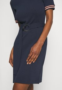 HUGO - NIELE - Shift dress - open blue - 6