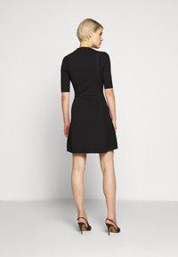 HUGO - SHATHA - Jumper dress - black - 2