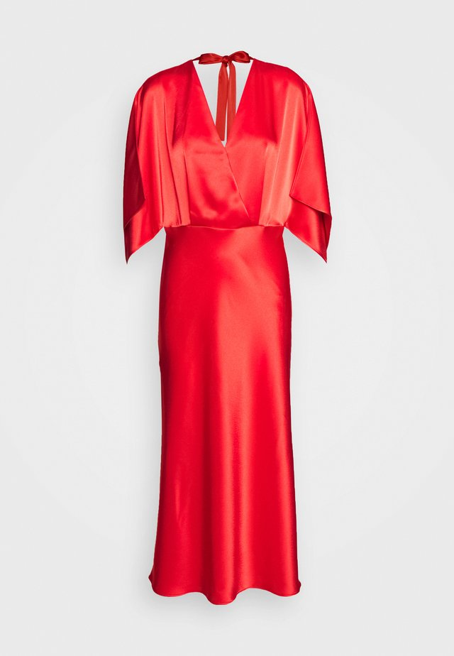 KEFENA - Cocktailjurk - bright red
