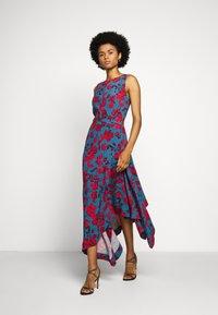 HUGO - KILAMI - Maxi dress - open miscellaneous - 0