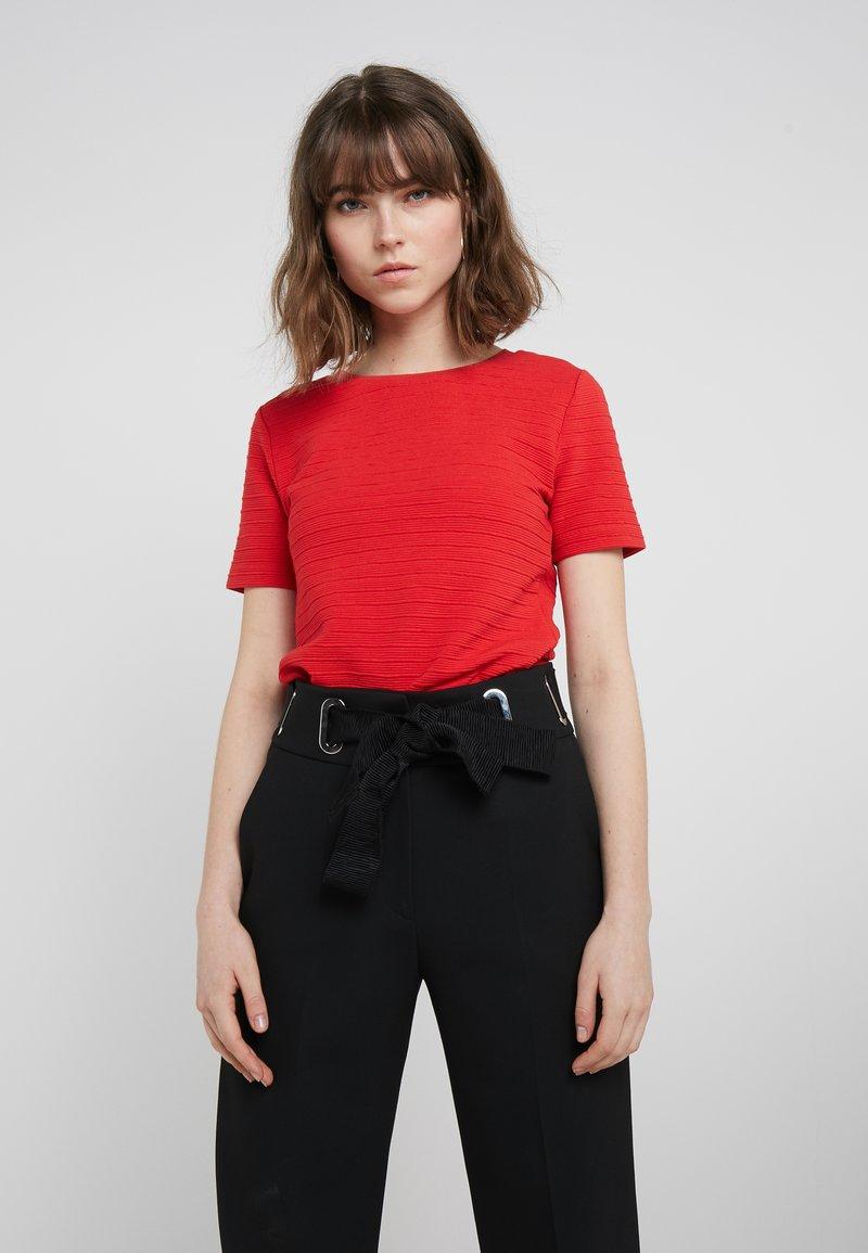 HUGO - NETILA - T-Shirt print - open pink
