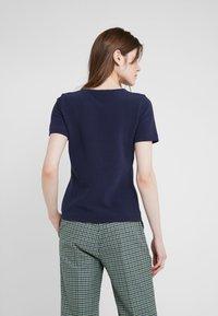 HUGO - DOANA - T-shirt print - open blue - 2