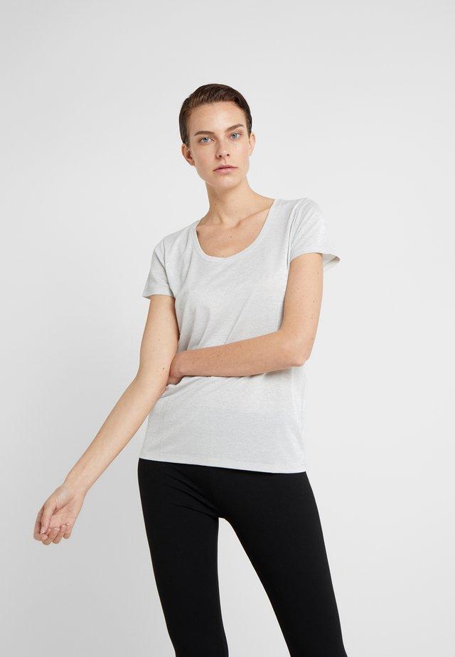 DENOLE - Camiseta básica - natural
