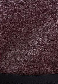 HUGO - DENOLE - Basic T-shirt - medium red - 6