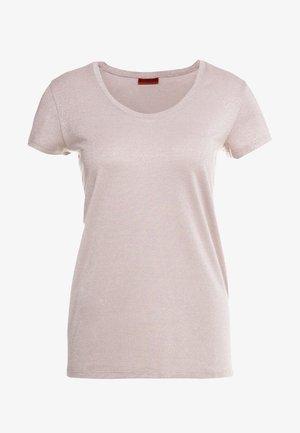 DENOLE - Jednoduché triko - open pink