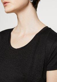 HUGO - DENOLE - Jednoduché triko - black - 5