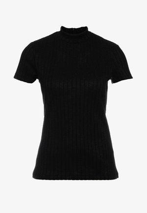 DRIDA - Print T-shirt - black