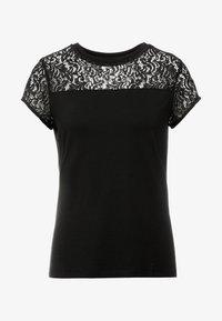 HUGO - DUNYA - Print T-shirt - black - 4