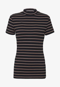 HUGO - DAROLINE - Print T-shirt - open blue - 3