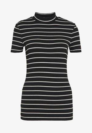 DAROLINE - T-shirt imprimé - black