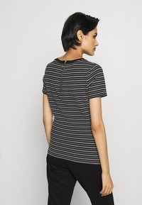 HUGO - DALITAS - Print T-shirt - black - 2