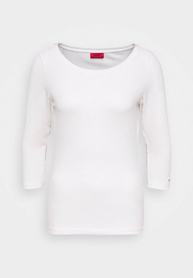 DICARE - Pitkähihainen paita - natural