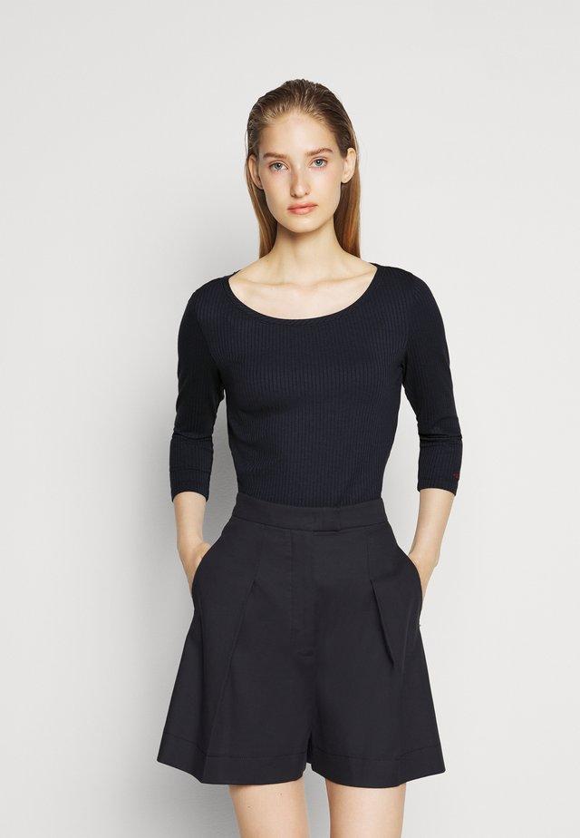 DICARE - Long sleeved top - dark blue