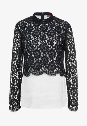 CILACY - Pusero - black/white