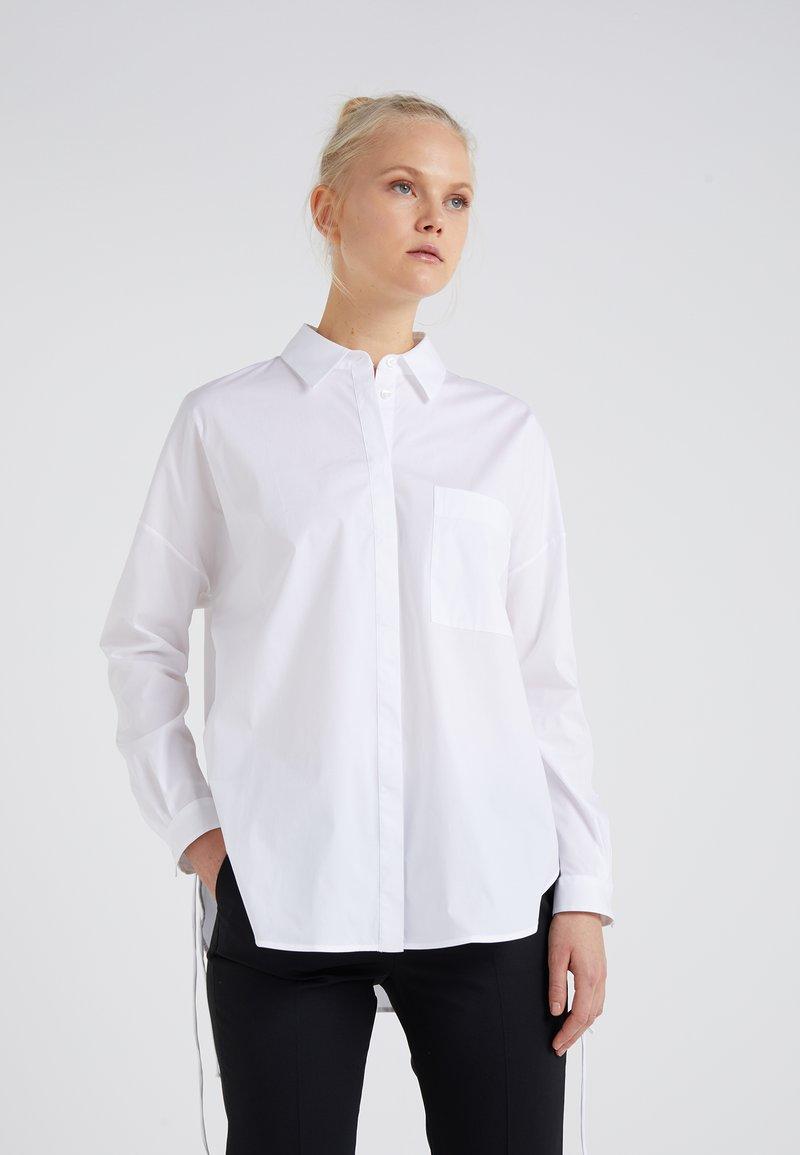 HUGO - ENIF - Overhemdblouse - open white