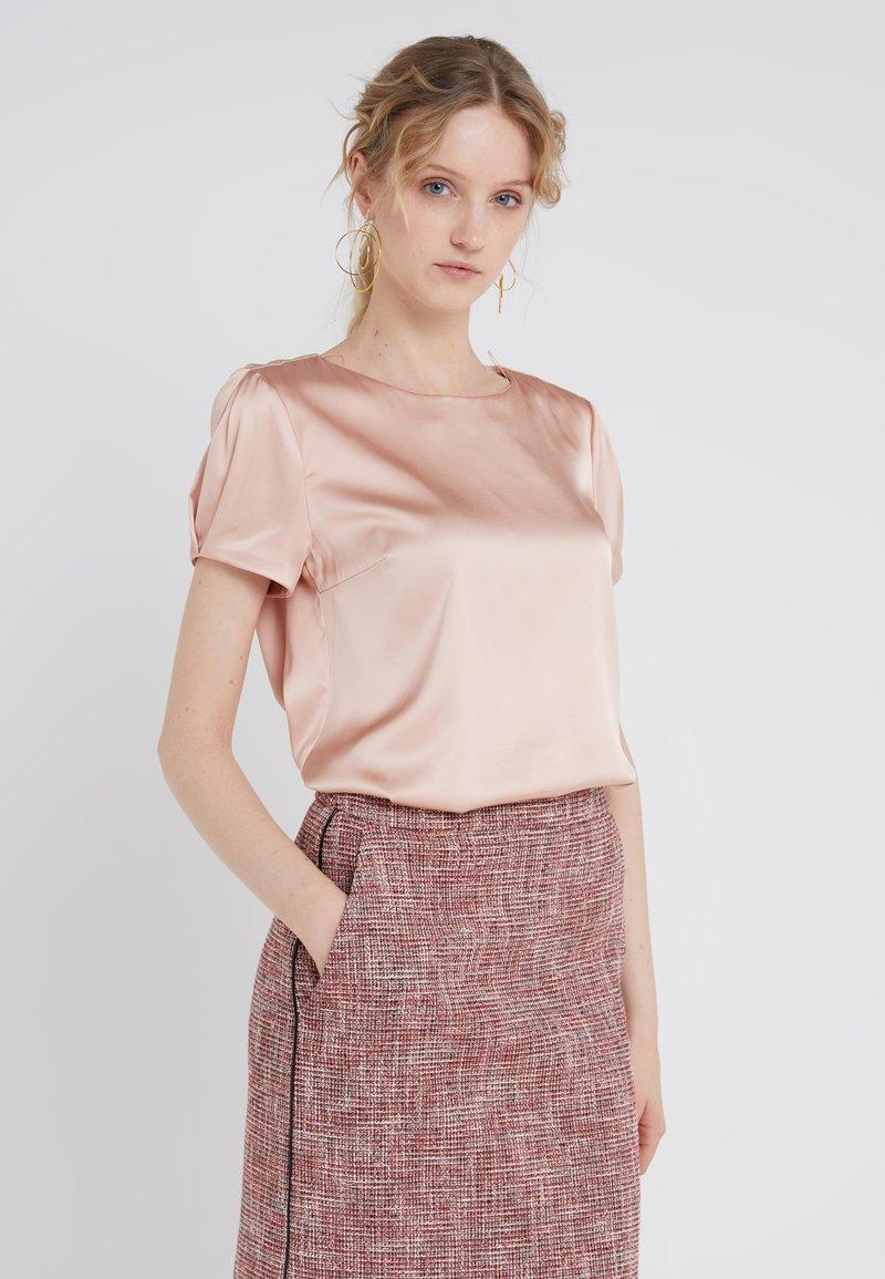 HUGO - CEBELLA - Blouse - open pink