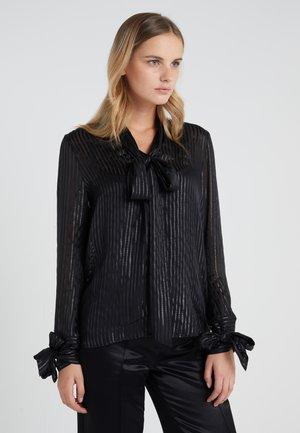 ENEFIA - Camicia - black