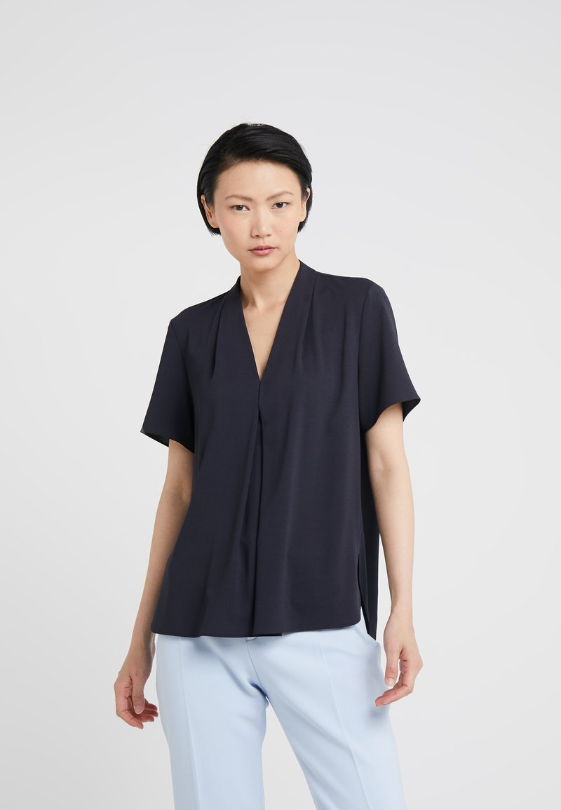 HUGO - CAMONI - Blouse - open blue
