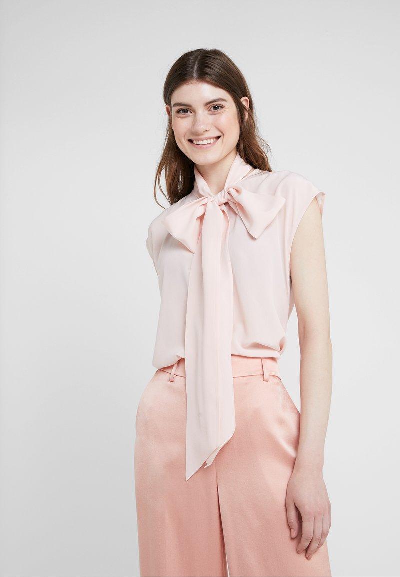 HUGO - ESALIS - Bluzka - open pink