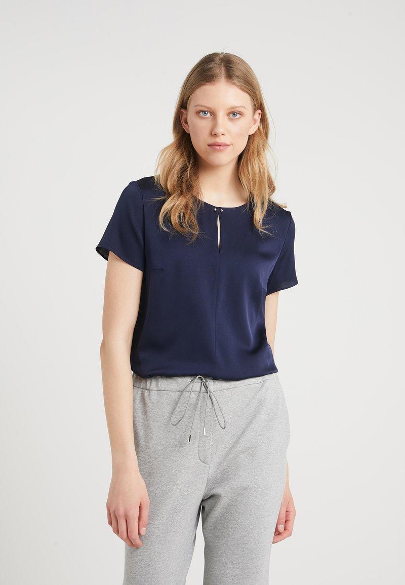 HUGO - CINDIA - Bluse - open blue