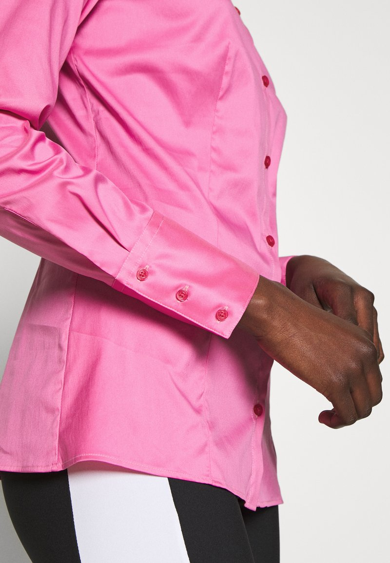 HUGO THE FITTED - Skjorte - bright pink