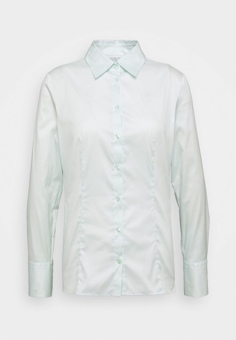 HUGO - THE FITTED - Camicia - light pastel green